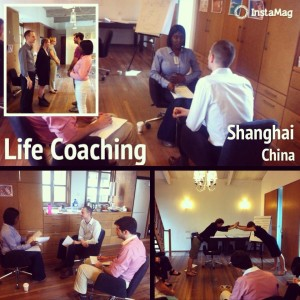 Life Coach in China