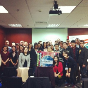 International Toastmasters
