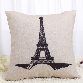 Paris is Always a Good Idea! Pillow Cover