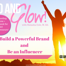 Girls & Teens: Build a Powerful Brand & Be an Influencer Course + WorkBook