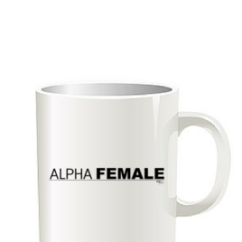 Alpha Female Mug