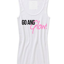 Go and Glow! Tank Top
