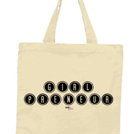 GirlPreneur Tote Bag