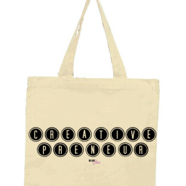 CreativePreneur Tote Bag