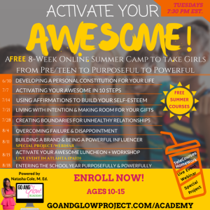 Activate Your Awesome Official Ad!