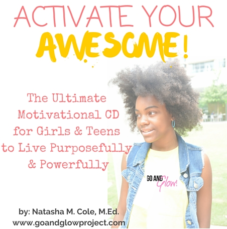 Activate Your Awesome CD Insert