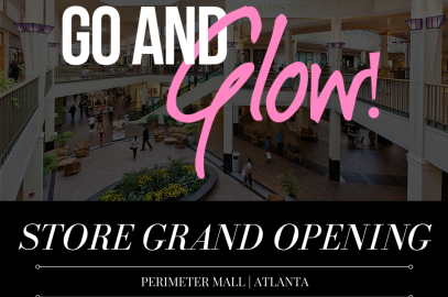 Our Go and Glow Store Opens in Atlanta